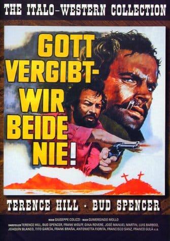 Bud Spencer & Terence Hill - Gott vergibt - wir beide nie! DVD