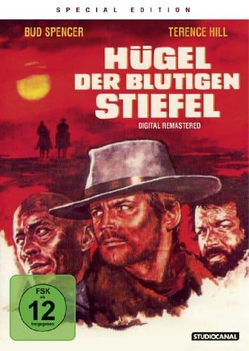 Hügel der blutigen Stiefel [Special Edition] DVD
