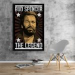 Bud Spencer - THE LEGEND - Leinwand