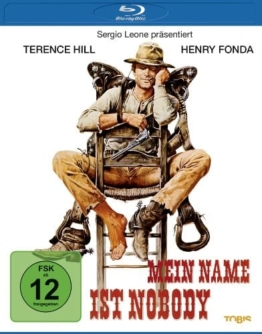 Terence Hill - Mein Name ist Nobody [Blu-ray]