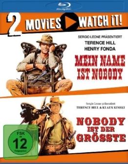 Mein Name ist Nobody/Nobody ist der Größte [Blu-ray]