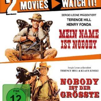 Mein Name ist Nobody - Nobody ist der Größte [Blu-ray]