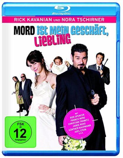 Bud Spencer - Mord ist mein Geschäft, Liebling [Blu-ray]