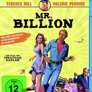 Terence Hill - Mr. Billion [Blu-ray]