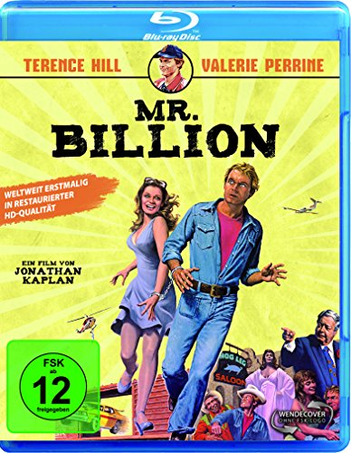 Terence Hill - Mr. Billion [Blu-ray]