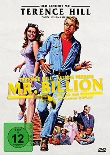 Mr. Billion - DVD