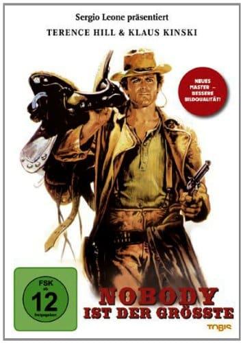 Terence Hill - Nobody ist der Größte DVD