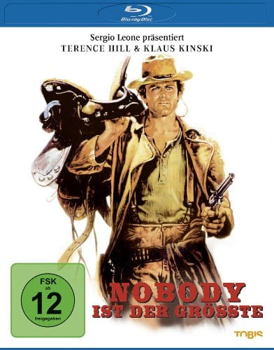 Terence Hill - Nobody ist der Größte [Blu-ray]