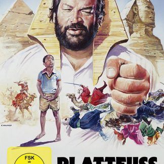 Plattfuss am Nil (DVD)