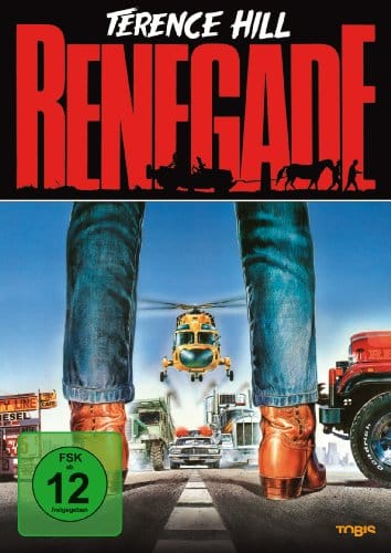 Terence Hill - Renegade - DVD