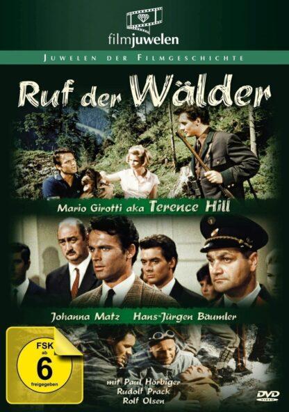 RUF DER WÄLDER (FILMJUWELEN) [DVD]
