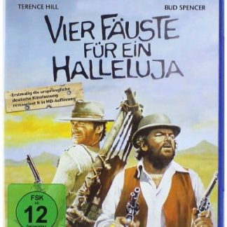 Bud Spencer & Terence Hill - Vier Fäuste für ein Halleluja [Blu-ray]