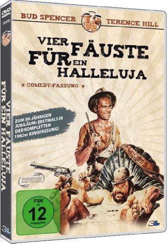 Vier Fäuste für ein Halleluja (Comedy-Fassung) DVD
