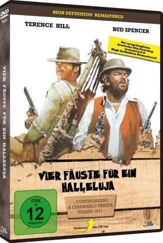 Bud Spencer Terence Hill - Vier Fäuste für ein Halleluja DVD