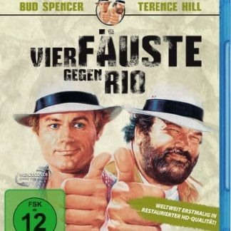 Bud Spencer Terence Hill - Vier Fäuste gegen Rio [Blu-ray]