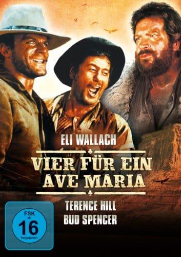 Bud Spencer & Terence Hill Vier für ein Ave Maria DVD