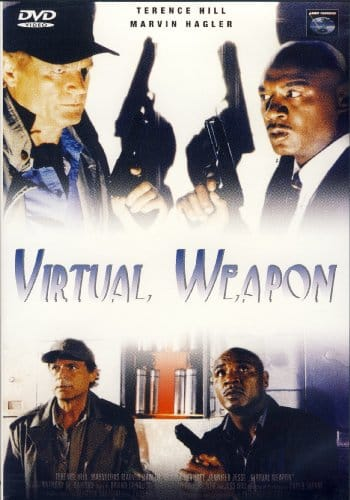 Terence Hill - Virtual Weapon - DVD