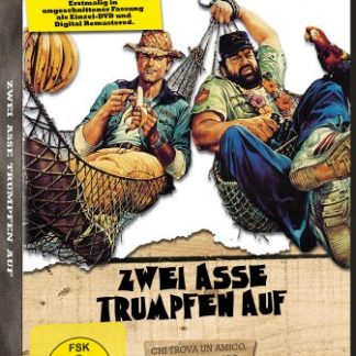 Bud Spencer & Terence Hill - Zwei Asse trumpfen auf - DVD