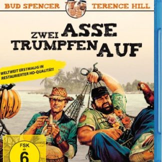 Bud Spencer & Terence Hill - Zwei Asse trumpfen auf [Blu-ray]