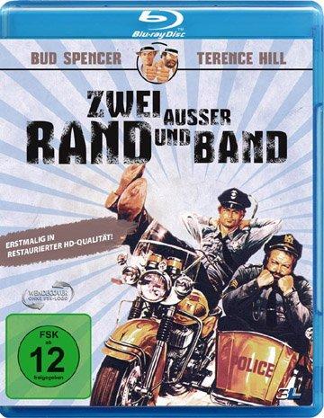 Zwei außer Rand und Band - Crime Busters - Blu-Ray