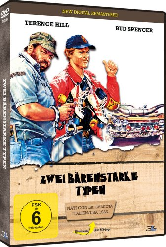 Bud Spencer Terence Hill - Zwei bärenstarke Typen - DVD