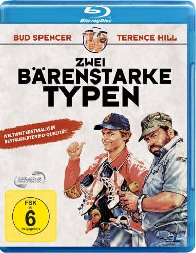 Bud Spencer & Terence Hill - Zwei bärenstarke Typen [Blu-ray]