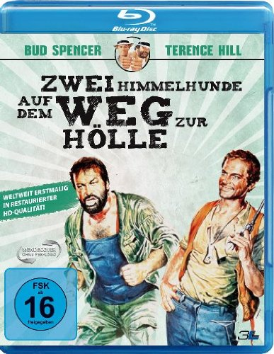 Bud Spencer & Terence Hill - Zwei Himmelhunde auf dem Weg zur Hölle [Blu-ray]