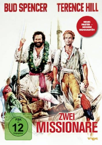 Bud Spencer Terence Hill - Zwei Missionare DVD