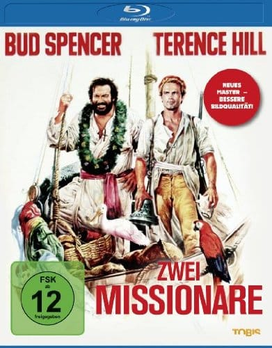 Bud Spencer Terence Hill - Zwei Missionare [Blu-ray]