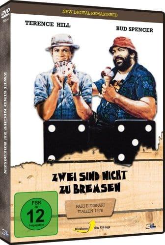 Bud Spencer Terence Hill - Zwei sind nicht zu bremsen DVD