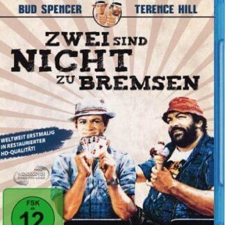 Bud Spencer & Terence Hill - Zwei sind nicht zu bremsen [Blu-ray]