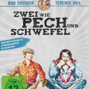 Bud Spencer & Terence Hill - Zwei wie Pech und Schwefel [Blu-ray]