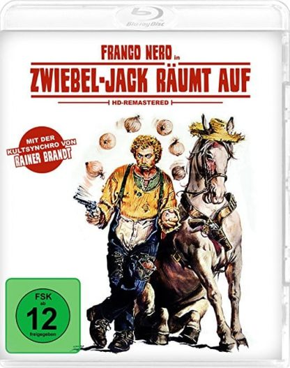 Zwiebel - Jack räumt auf [Blu-ray]
