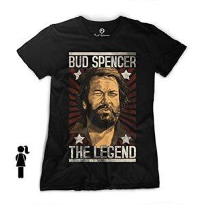 Bud Spencer - Girls - THE LEGEND - T-Shirt (Damen)