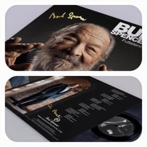Bud Spencer - Futtetenne Vinyl LP Limited Edition mit Autogramm