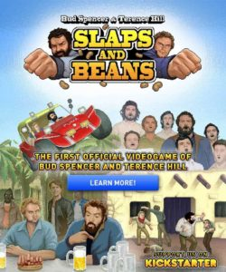 Bud Spencer - Terence Hill - Slaps and beans videogame