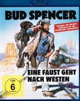 Eine Faust geht nach Westen (Blu-ray)
