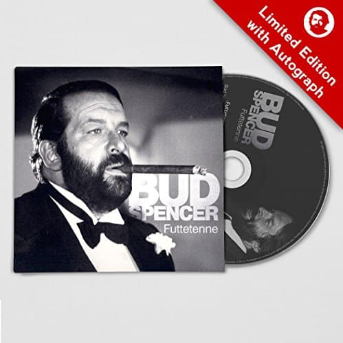 Bud Spencer - Futtetenne Limited Edition CD
