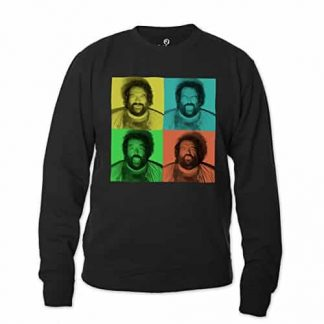 Bud Spencer - Banana Joe Fotoautomat - Sweatshirt (schwarz)