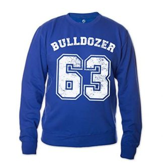 Bud Spencer - Bulldozer 63 - Sweatshirt (blau)