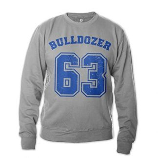Bud Spencer - Bulldozer 63 - Sweatshirt (grau)