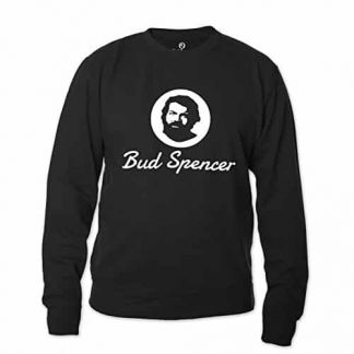 Bud Spencer Official Logo - Sweatshirt (schwarz)