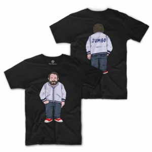 Bud Spencer JUMBO Comic Art T-Shirt