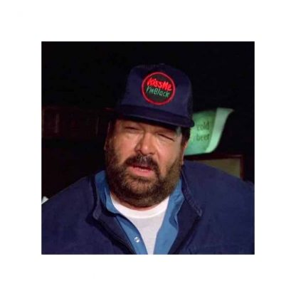 Bud Spencer - Kiss me I'm black - Trucker Cap