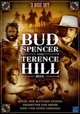 Bud Spencer & Terence Hill 3er Box (3 DVDs)