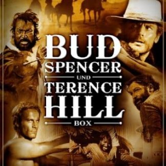 Bud Spencer & Terence Hill 3er Box (3 DVDs)