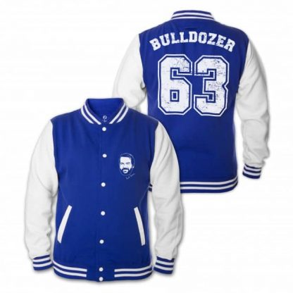 Bud Spencer - Bulldozer 63 - College Jacke