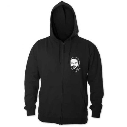 Bud Spencer THE LEGEND - Zipper Jacke (schwarz)