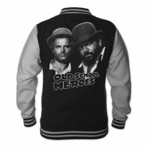 bud spencer college jacke