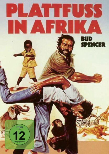 Bud Spencer - Plattfuss in Afrika (DVD)